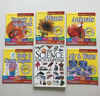 Science for Beginners & Mini Science Encyclopedia