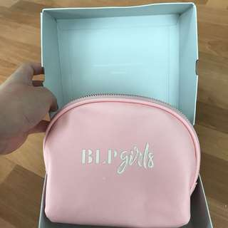BLP Beauty Makeup Bag Pouch