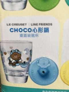 7-11杯 心形 choco