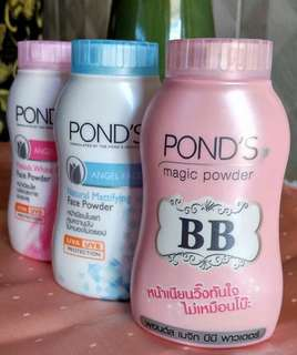 NEW BB PONDS POWDER