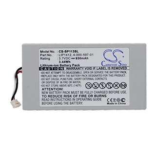 vintrons 930mAh Battery For Sony PSP GO, PSP-NA1006, PSP-N100, PSP-N101, PSP-N1000,