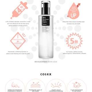 BHA Blackhead Power Liquid by COSRX