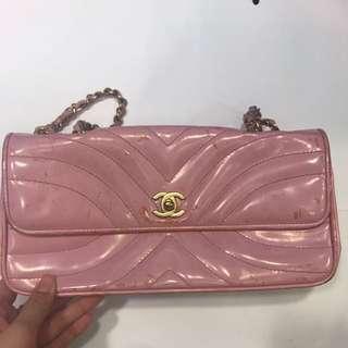 Chanel 漆皮 手袋