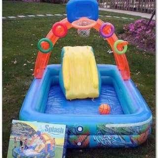 Splash Swimming Pool with