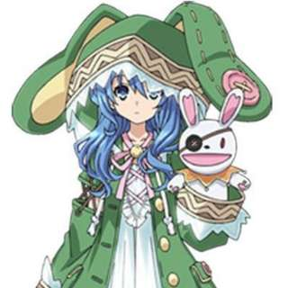 Date A Live Yoshino Cosplay