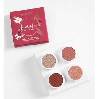 NKLA x Laura Lee Foursome Colourpop Instock Free Shipping