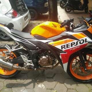 cbr 150R repsol