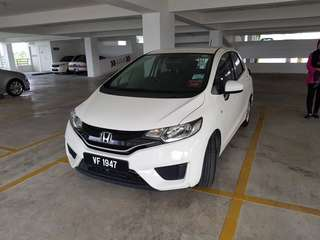 Honda Jazz 2016/2017 1.5l Spec E