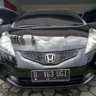 Honda Jazz S A/t 2011 hitam