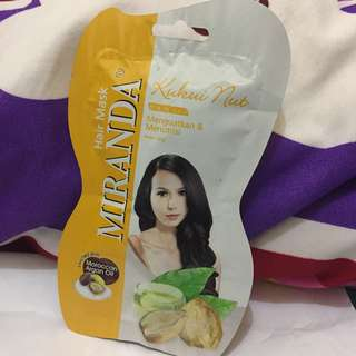Hair Mask Miranda Kukui Nut