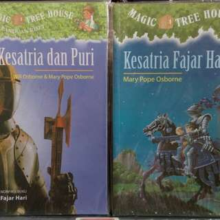 Buku Magic Tree 1 & 2