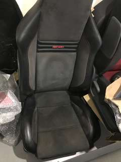 Suzuki swift sport Mega option driver seat