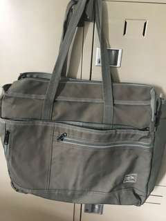 Porter Japan nylon laptop tote