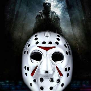 Jason Voorhees Hockey Mask ring
