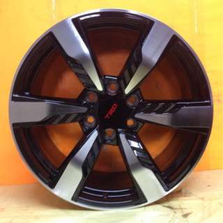 SPORT RIM 4X4 20inch TRD DESIGNS WHEEL