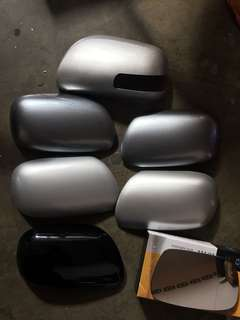Side mirror n cover vios avanza altis