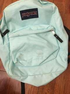 Jansport Teal Backpack