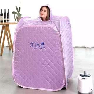 Easy Carry Portable Sauna