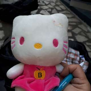 Kitty stuff toy