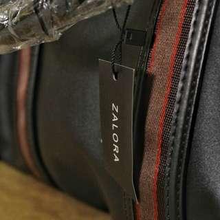 Leather body bag/messenger bag