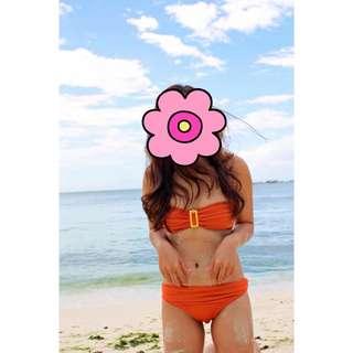 I love koi swimsuit