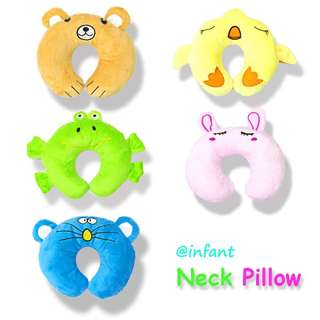 Baby neck pillow