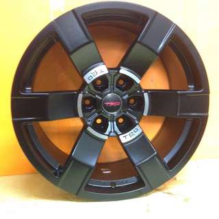SPORT RIM 4X4 20inch TRD DESIGNS WHEELS