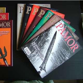 PAMOR Magazine, Keris, Kris