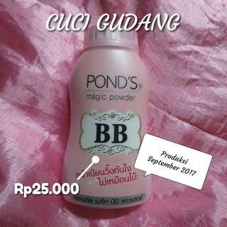 Pond's Magic BB Powder
