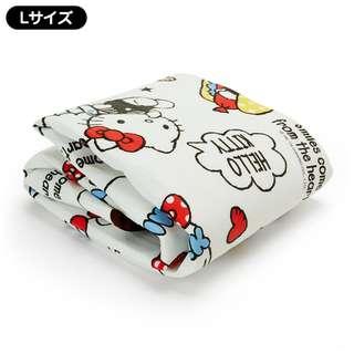 Japan Sanrio Hello Kitty Cushion Picnic Mat L