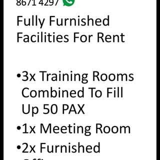 Meet room for rent