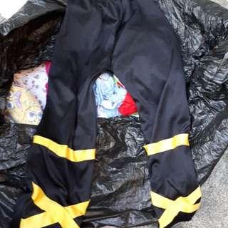 Ninja pants costume