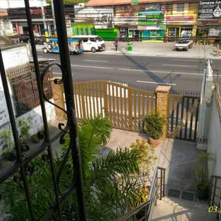 203 Sqm. Commercial Lot and Building along Aguinaldo Highway
