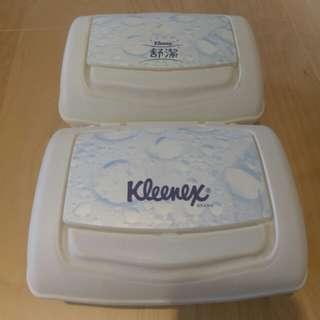 🚚 舒潔濕式衛生紙外盒