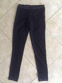 Legging Katun Motif Jeans