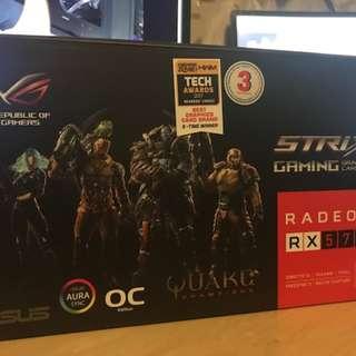 Asus ROG Strix RX 570 4GB 3 cards