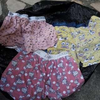 Take 3 boxer shorts