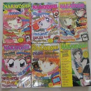 Nakayoshi preloved