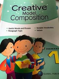 Primary 1 Creative Model Composition