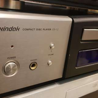 Xindak CD player 1.2