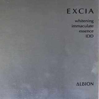 EXCIA whitening essence