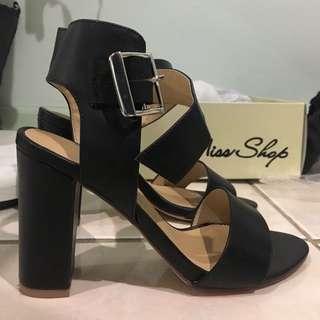 Myer - Miss Shop Black Heels