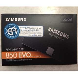(Free Shipping) BNIB Samsung 500GB SSD 860 EVO (New model after EVO 850)