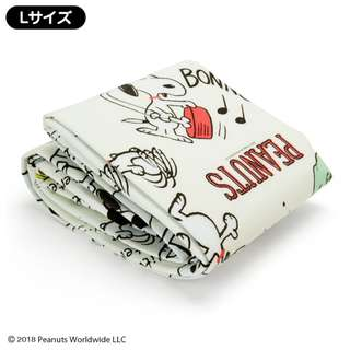 Japan Sanrio Snoopy Cushion Picnic Mat L