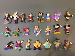 正版米奇家族 Original Disney Family 共22隻 22pieces $80