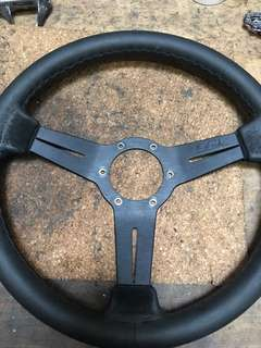 Nardi Classic Steering Wheel - 330mm