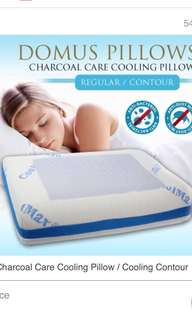 BNIB (Brand New) Charcoal Care Cooling Pillow / Memory foam pillow / cooling / anti dust mite