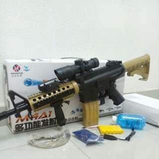 Airsoft M4A1 Gel Blaster Gun Electric Auto Free Shipping