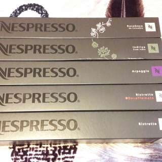 Nespresso咖啡膠囊