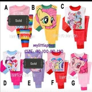 Kids Pyjamas- My Little Pony